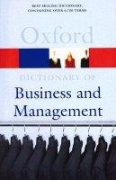 A Dictionary of Business & Management 4 edition / Словарь бизнеса и управления