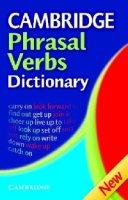 Cambridge Phrasal Verbs Dictionary    (Словарь фразовых глаголов 2 - е изд. )