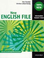 New English File Intermediate Student's Book / Учебник английского языка