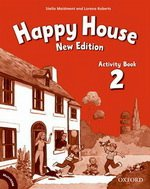 Happy House 2  (New Edition)  Activity Book with MultiRom