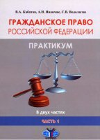 Гражданское право Российской Федерации.  Практикум в двух частях.  Часть 1.